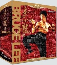 ブルース・リー レジェンダリーコレクション Blu-rayBOX(香港盤)