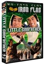 Little Godfather 無敵のゴッドファーザー ドラゴン世界を征く アメリカ盤DVD