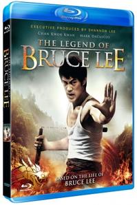 The Legend Of Bruce Lee ブルース・リー伝説 Blu-ray(イギリス盤)