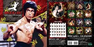 Bruce Lee 2012 Wall Calendar ブルース・リーカレンダー 2012年版