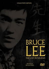 Bruce Lee The Lost Interviews ロスト・インタビュー (イギリス盤DVD)