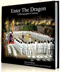 Enter The Dragon A Photographer's Journey 燃えよドラゴン 写真家の旅(アメリカ本)g