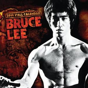 Bruce Lee 2014 Calendar ブルース・リー2014カレンダー (アメリカ版)