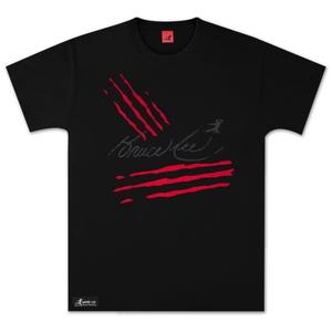 ブルース・リー イモータリティシリーズ傷跡Tシャツ