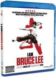 I AM BRUCE LEE アイ・アム・ブルース・リー (イギリス盤Blu-ray)
