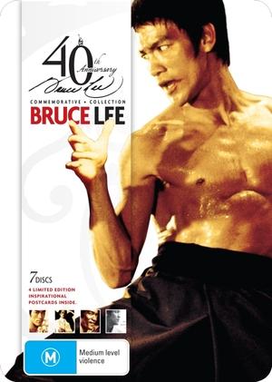 ブルース・リー40周年記念コレクション DVD-BOX (オーストラリア盤)