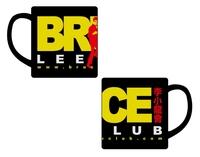 マグカップ ブルース・リー倶楽部ロゴ