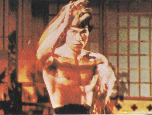 山勝ブルース・リーカード「ドラゴン怒りの鉄拳」その3