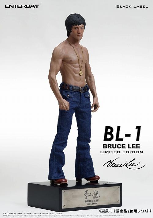 ブルース・リースタチュー 1/6ブラックレーベル BL-1